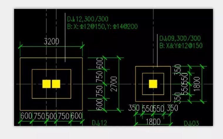 独立基础底板构造配筋及常用计算方法都有哪些?